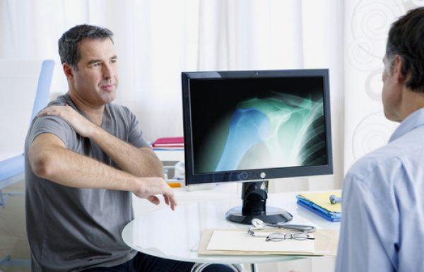 ניתוח לתיקון גידים בכתף