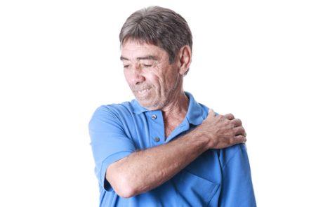 תסמונת צביטה בכתף